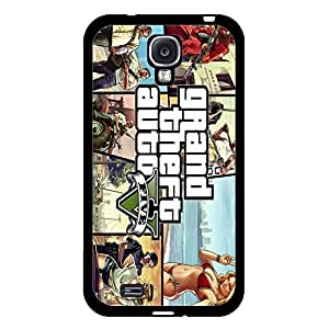 Cover Shell Game Grand Theft Auto Phone Case for Samsung Galaxy S4 I9500 Perfect Design GTA Game Popular