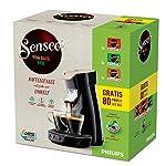 Philips-Senseo-Viva-Cafe-Eco-HD656232-Macchina-per-cialde-da-caffe-edizione-limitata-con-80-cialde-colore-Nero