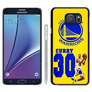 golden state warriors 02 Black Special Custom Picture Design Samsung Galaxy Note 5 Phone Case