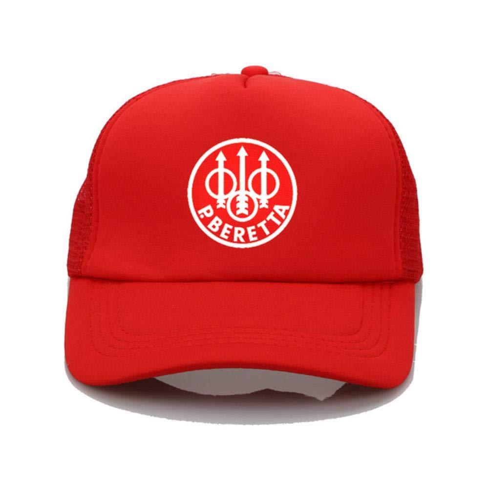 NZMAOZIHat Sombreros De Beretta Sombrero Ventiladores Militares B/éisbol Casquillo De La Manera Hombres del Logotipo De Las Mujeres del Verano