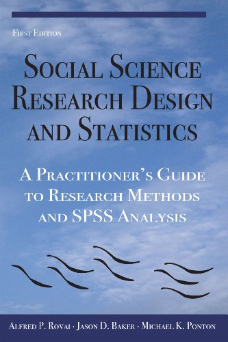 Download Social Science Research Design and Statistics: A Practitioner's Guide to Research Methods and SPSS Analysis Pdf
