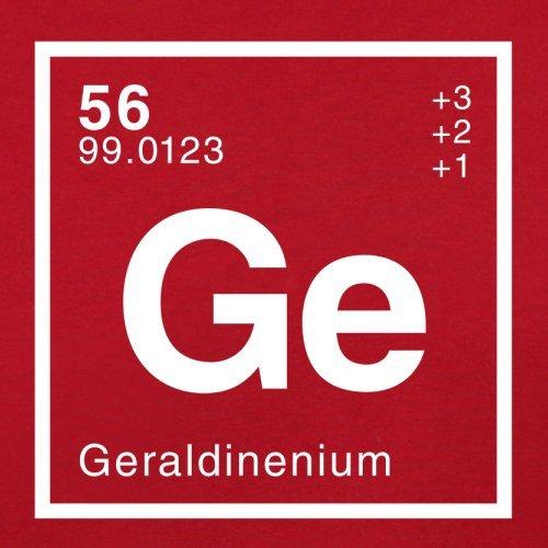 Red Periodic Dressdown Flight Geraldine Bag Retro Element CC5Ywr