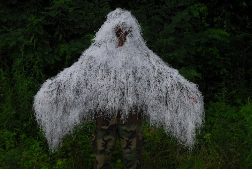 Ghillie Tracker (Winter White)