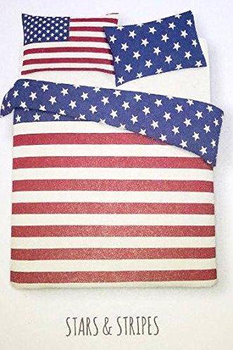 PRIMARK Bandera de EE. UU. Stars & Stripes King Juego de ...