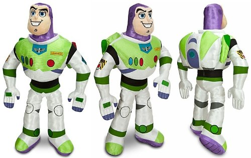 Buzz Lightyear Classic Toddler & Child Costumes (Disney Store Toy Story 3 17'' Buzz Lightyear Plush Toy)