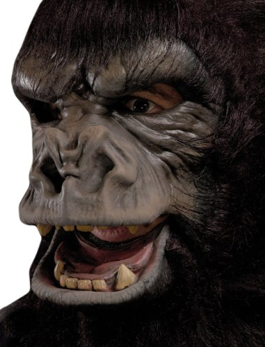 Two Bit Roar Gorilla Mask - -