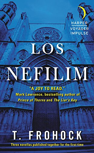 book cover of Los Nefilim