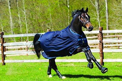 Horseware Amigo Bravo12 Turnout 100g 75 Navy/Blue