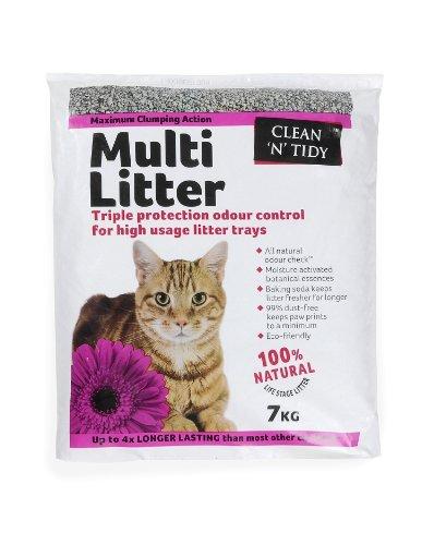 Clean N Tidy Litière pour chat 7 kg 319661