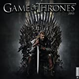 Game of Thrones 2013 Wall Calendar, HBO, 0789325349