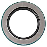 SKF 38647 Rotary Shaft Seal, Dual Lip with Spring, 3-7/8'' Bore, 4-3/4'' OD, Nitrile