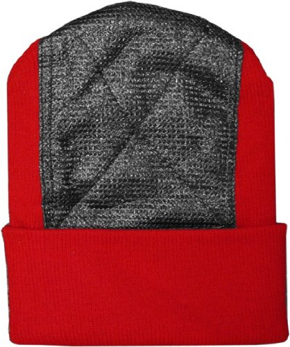 35adaf81e6a17 BBOY Break Dance Headspin Beanie (Red   Black)  Amazon.co.uk  Kitchen   Home