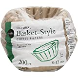 200 Count Publix Natural Basket-Style Coffee Filters