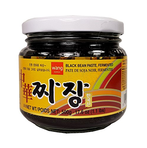 (WANG'S Fermented Black Bean Paste Chunjang 17.6 Oz. (1.1 lbs.))