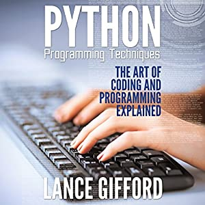 Python Programming Techniques Audiobook