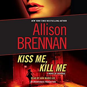 Kiss Me, Kill Me Audiobook