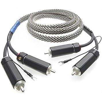 Pro-Ject Audio Connect it RCA-SI plato interconexiones 0,82 m ...
