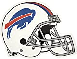 Applied Icon, NFL Buffalo Bills Large Outdoor Helmet Decal