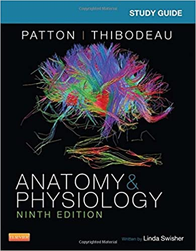 Study Guide for Anatomy & Physiology, 9e: 9780323316897: Medicine ...