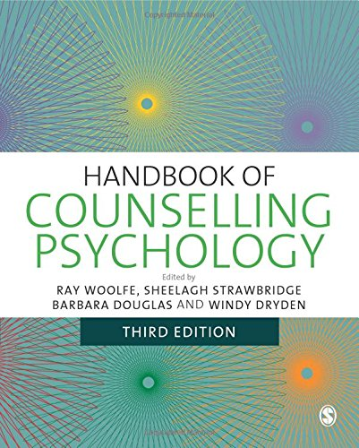 Handbook of Counselling Psychology Ray Woolfe