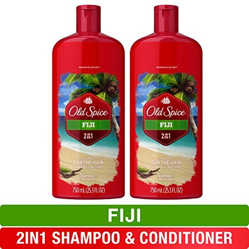 Old Spice Shampoo Conditioner Count product image