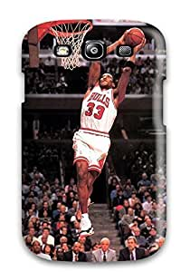 nba chicago bulls scottie pippen basketball NBA Sports & Colleges colorful Samsung Galaxy S3 cases