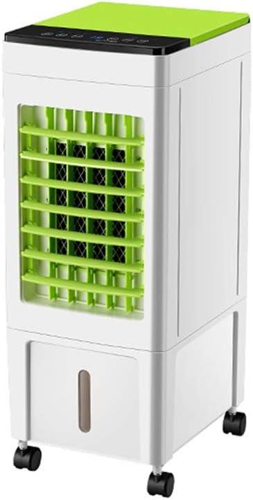 Portátil Control Remoto Evaporativo Aire AcondicionadoVentilador De Aire Acondicionado Ventilador Casa con Agua Hielo FunciónFrío 3 En 1Enfriador Humidificador Purificador Climatizador: Amazon.es: Hogar