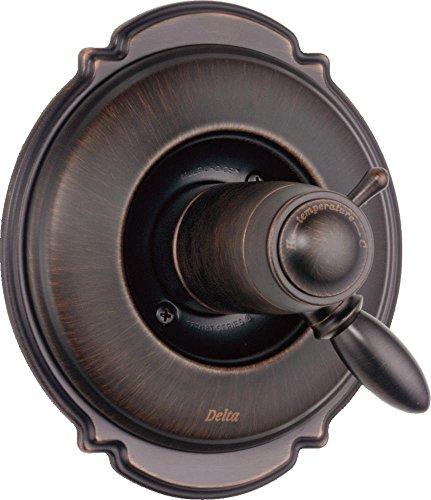 Delta Faucet T17T055-RB Victorian TempAssure 17T Series Valve Trim Only, Venetian Bronze by DELTA FAUCET
