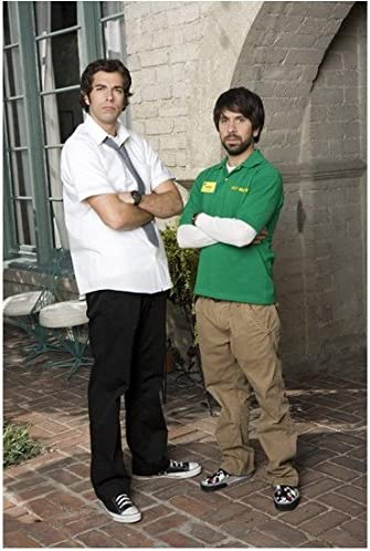 Chuck Tv Series Zachary Levi As Chuck Bartowski Standing With Arms Crossed With Joshua Gomez 8 X 10 Inch Photo At Amazon S Entertainment Collectibles Store The imdb editors are anxiously awaiting these delayed 2020 movies. chuck tv series zachary levi as chuck