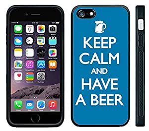 """Apple iPhone 6 PLUS 5.5"""" Screen Black Rubber Silicone Case - Bill F'n Murray Thats it"""