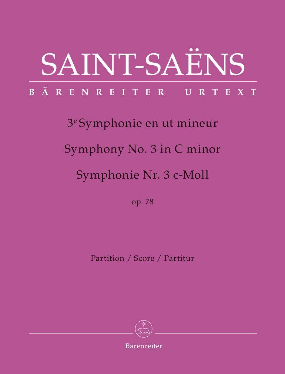 Camille Saint-Saens -Symphony no. 3 C minor op. 78