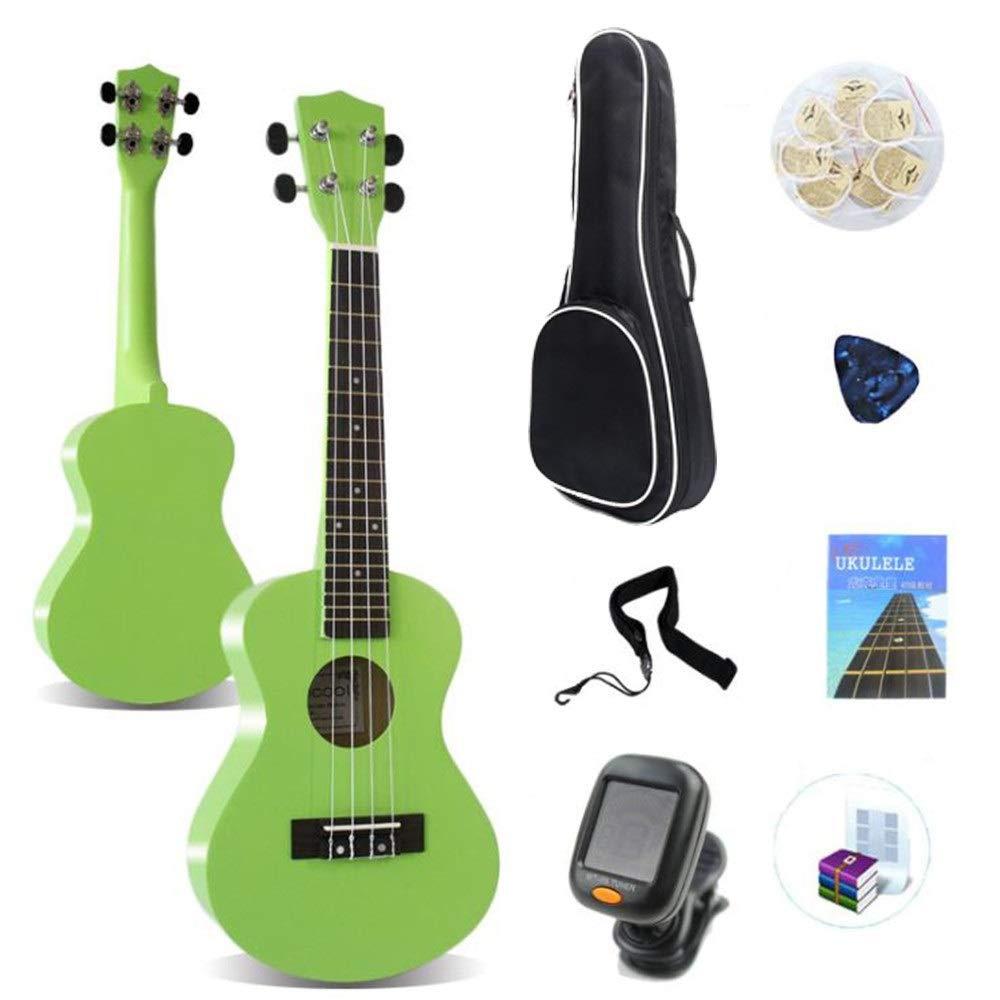 Portátil Rosewood 23 pulgadas Ukulele de concierto Guitarra para ...