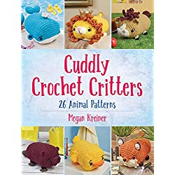 Dover Publications Cuddly Crochet Critters: 26 Animal Patterns