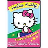 Hello Kitty Triple Feature