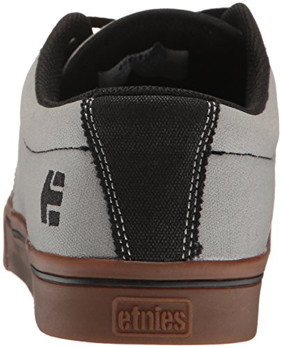 Etnies Jameson 2 Eco, Color: Black/Black/Grey, Size: 41.5 Eu / 8.5 Us / 7.5 Uk
