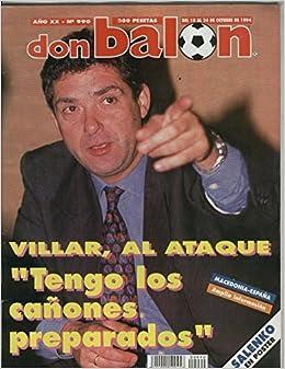 Don Balon numero 0990: Amazon.es: Varios: Libros