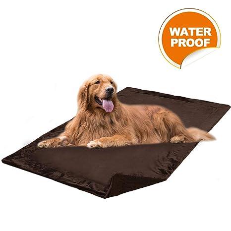 Amazon.com: KOOLTAIL Manta impermeable para mascotas para ...