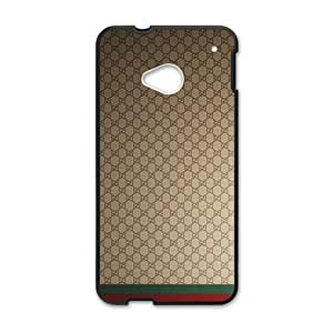 Happy Gucci design fashion cell phone case for HTC One M7