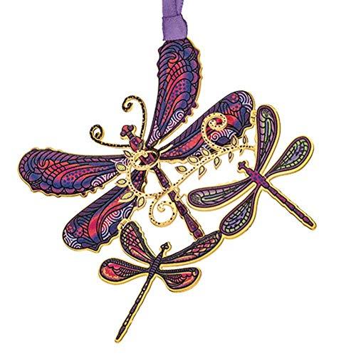 Beacon Design Springtime Dragonfly Collage ()