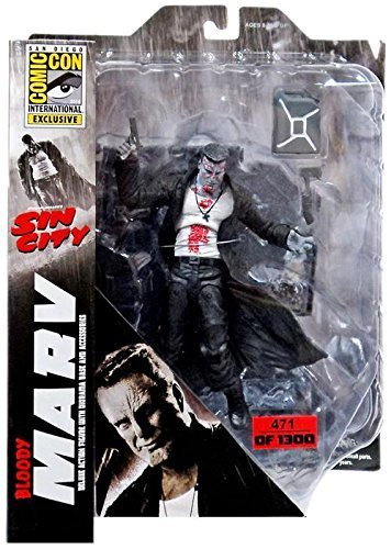 Sin City Select Bloody Marv Action Figure by Sin City