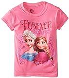 Disney Frozen Girls' Forever Sisters T-Shirt