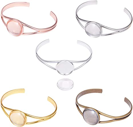 Round Flat Bracelet