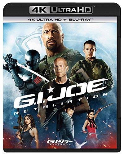 G.I.ジョー バック2リベンジ(4K ULTRA HD + Blu-rayセット)[4K ULTRA HD]の商品画像