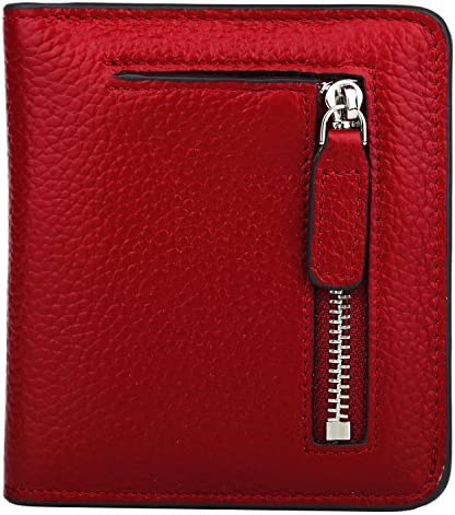 Blocking Wallet Womens Compact Leather