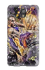 los angeles lakers nba basketball (83) NBA Sports & Colleges colorful Note 3 cases 7683278K429481599