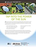 51wzFIvcuYL. SL160  - DIY Solar Projects - Updated Edition: Small Projects to Whole-home Systems: Tap Into the Sun