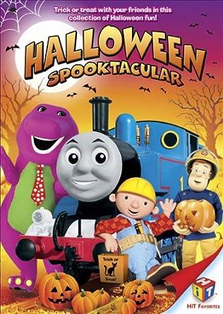 Halloween Spooktacular Movie.Amazon Com Hit Halloween Spooktacular Df Barney Thomas