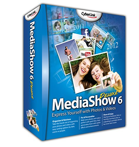 how much is MediaShow Deluxe 6 for students edition?