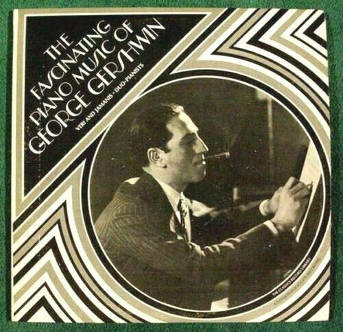 THE MUSIC OF GEORGE GERSHWIN RARE PIANO ROLLS