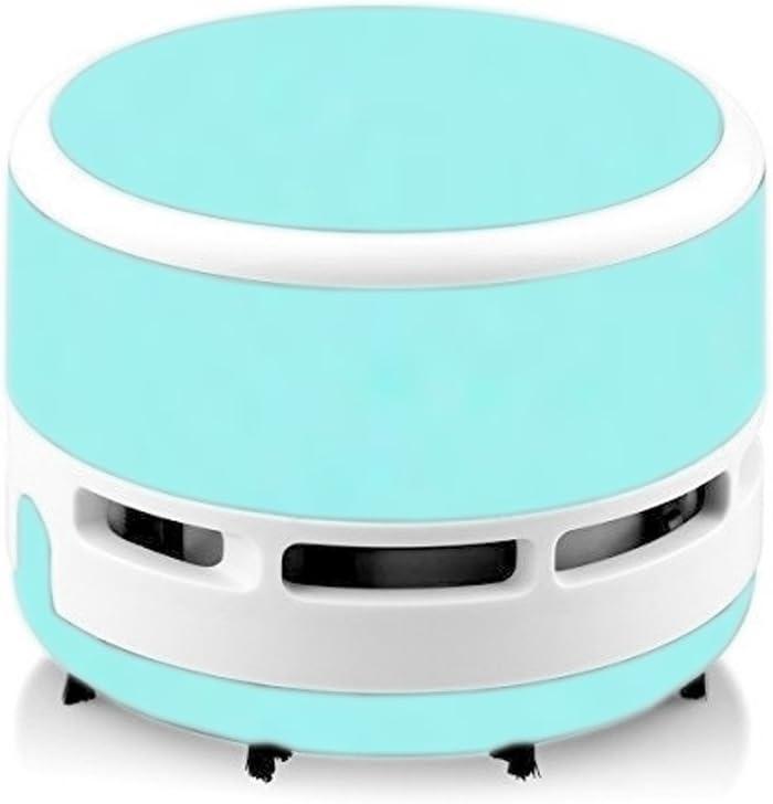 Mini Portable Desktop Vacuum Handheld Cordless Tabletop Dust